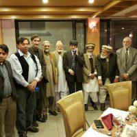 Hahlat e Hazara Program - Nusrat Mirza