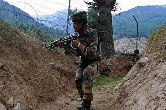 ایل او سی پر بھارتی فوج کی بلا اشتعال فائرنگ، ایک شہری شہید، 3 زخمی