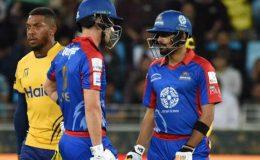 پی ایس ایل تھری: کراچی کنگز نے 5 وکٹوں سے میدان مار لیا، پشاور زلمی کو شکست