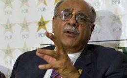 اگلے سال پی ایس ایل کے آدھے میچز پاکستان میں ہوں گے: نجم سیٹھی