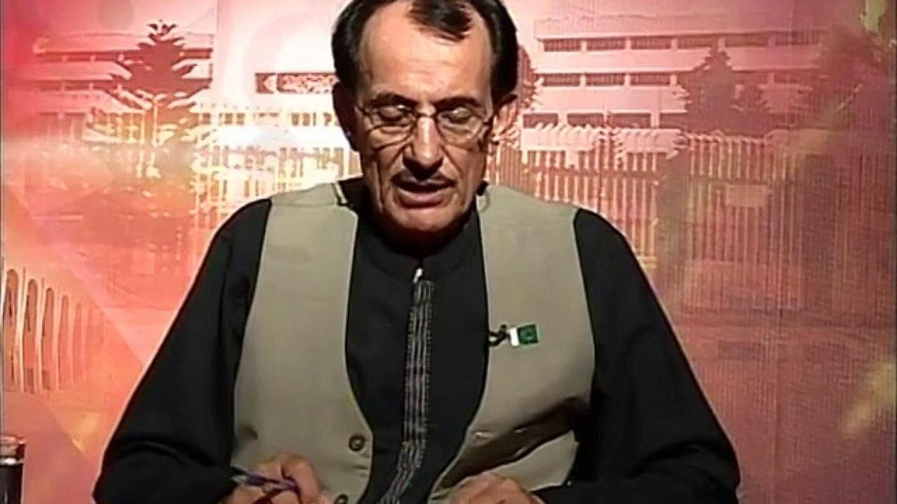 حالات حاضرہ پر نصرت مرزا صاحب کے پرگرام مرگلہ ہوٹل اسلام آباد میں شرکاء حضرات
