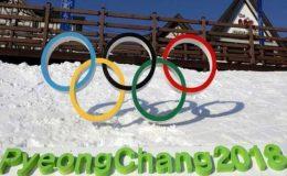 سرمائی اولمپک گیمز میں تمغے جیتنے کی جنگ جاری