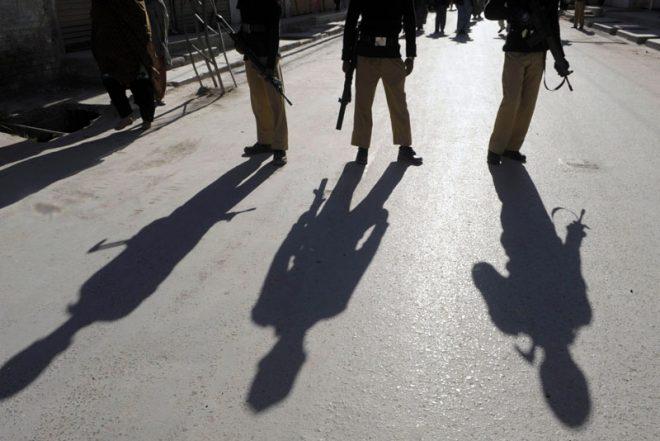 پولیس گردی اور حکمران