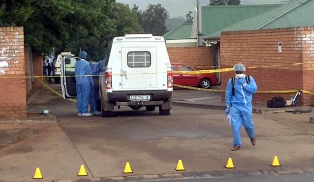 جنوبی افریقہ میں پولیس سٹیشن پر حملہ، 6 اہلکار جاں بحق