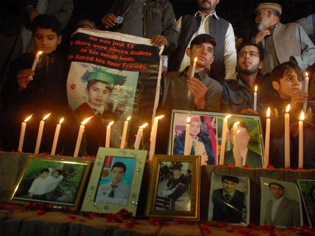 پشاور ہائیکورٹ کا سانحہ اے پی ایس کی پولیس تحقیقاتی رپورٹ عام کرنے کا حکم