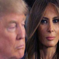 Trump with Melania