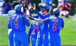 انڈر 19 کرکٹ ورلڈ کپ فائنل میں بھارت فاتح