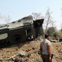 Bomb Blast in India
