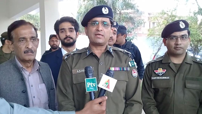 گوجرانوالہ پولیس نمایاں اقدامات کیساتھ آگے آگے