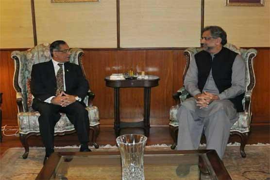 وزیرِ اعظم اور چیف جسٹس ثاقب نثار کی پہلی بار ون آن ون ملاقات