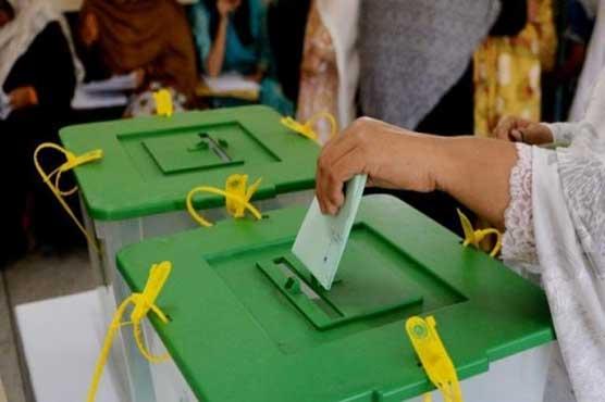 پی ایس 7 گھوٹکی میں ضمنی الیکشن، پولنگ جاری، سکیورٹی کے سخت انتظامات