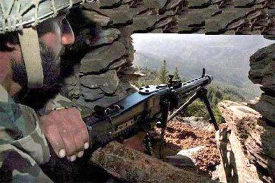 Indian Army Firing
