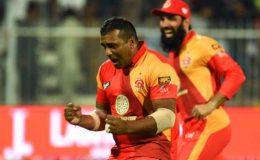 اسلام آباد یونائیٹڈ نے ملتان سلطانز کو 33 رنز سے شکست دے دی