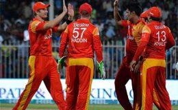 اسلام آباد یونائیٹڈ نے لاہور قلندرز کو چت کر دیا