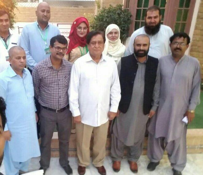 پاکستان تحریک انصاف سندھ میں اس بار سرپرائز دے گی، لیاقت جتوئی