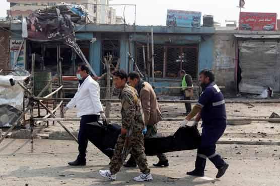 کابل: مسجد کے قریب خود کش دھماکا، سات افراد جاں بحق