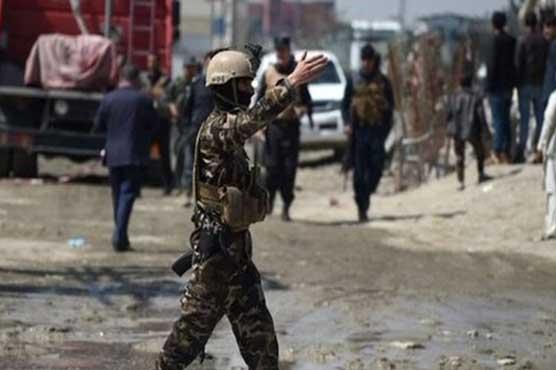 کابل میں یونیورسٹی کے باہر دھماکا، 26 افراد ہلاک، 18 زخمی