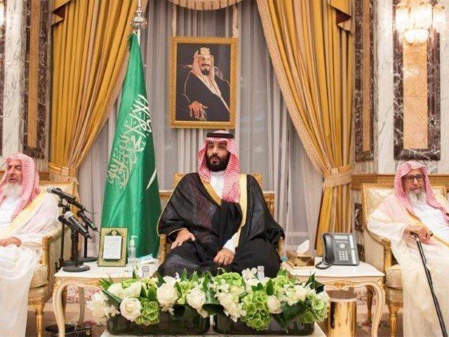 صرف موت ہی مجھ سے سعودی تخت چھین سکتی ہے، ولی عہد محمد بن سلمان