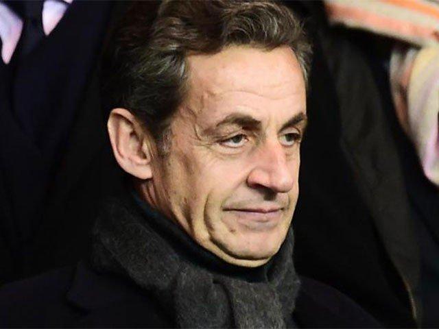 فرانس کے سابق صدر نکولس سرکوزی کو گرفتار کر لیا گیا