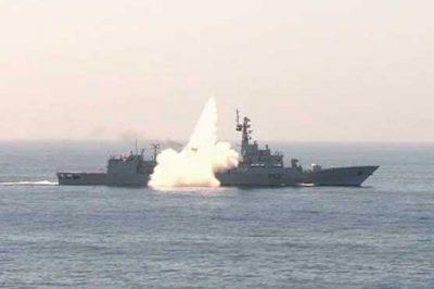 Pak Navy Missile