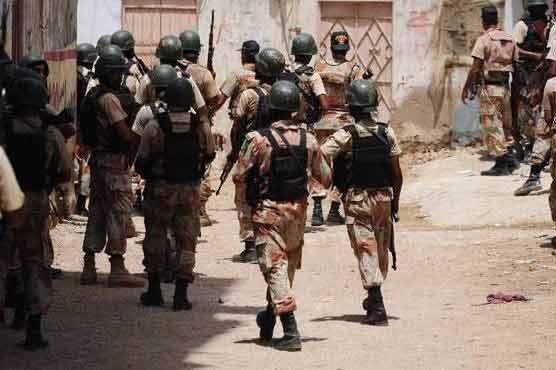 کراچی کے علاقے لیاری میں رینجرز پر حملہ، ایک اہلکار شہید، 3 زخمی