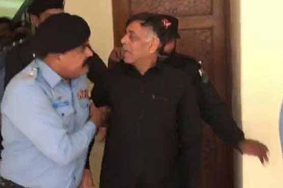 نقیب اللہ قتل کیس: سپریم کورٹ کے حکم پر راؤ انوار گرفتار