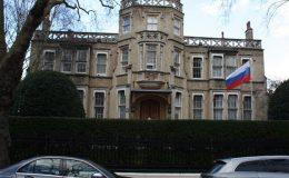 برطانیہ کا 23 روسی سفارتکاروں کو ملک چھوڑنے کا حکم