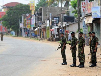 Sri Lanka Riots