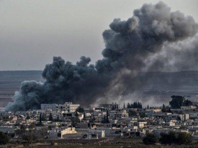 Syria Bombing  Attack