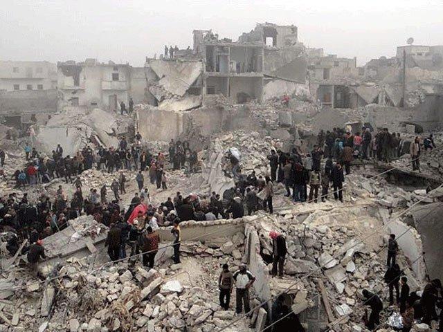 شام میں باغیوں نے روس کی پیشکش مسترد کر دی، مشرقی غوطہ میں مزید 24 جاں بحق