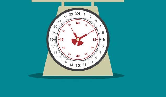 ٹائم سکیل