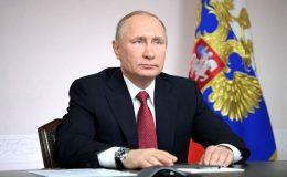 پیوٹن چوتھی بار روس کے صدر منتخب