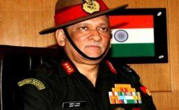 فوج کشمیر میں کامیاب نہیں ہو سکتی، بھارتی آرمی چیف کا اعتراف