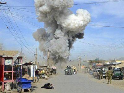 Bombing in Kabul