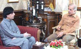 شہباز شریف سے چوہدری نثار کی چند روز کے دوران تیسری ملاقات