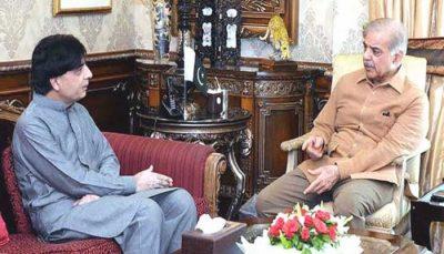 Chaudhry Nisar - Shahbaz Sharif