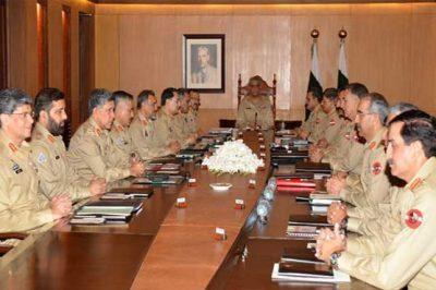 Core Commander Conference
