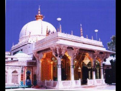 Dargah Khwaja Moinuddin Chishti
