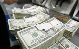 زرمبادلہ کے ذخائر میں مزید 15 کروڑ 66 لاکھ ڈالرز کمی