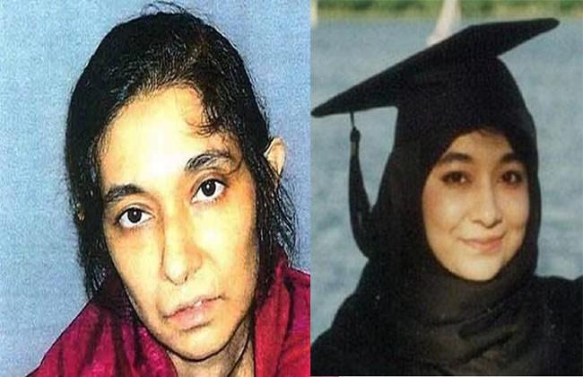 دختر پاکستان ! ڈاکٹر عافیہ صدیقی