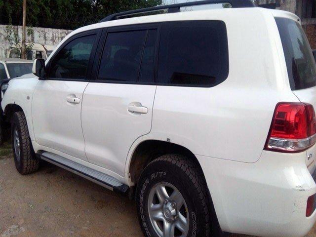 اسلام آباد میں امریکی سفارتکار کی گاڑی کی ٹکر سے نوجوان جاں بحق