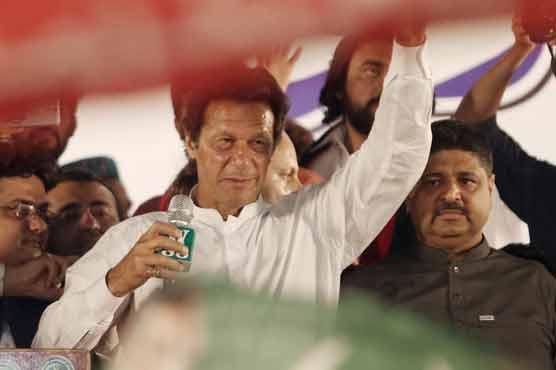 سب ممبر بنیں، 2018ء کا الیکشن جیتیں گے: عمران خان