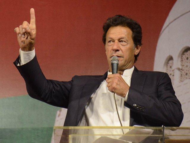 عمران خان کا نئے پاکستان کے لیے گیارہ نکات کا اعلان