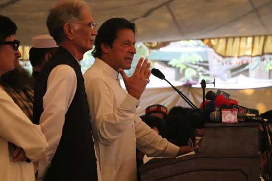 سندھ میں تبدیلی کی لہر اور عمران خان کے دورے