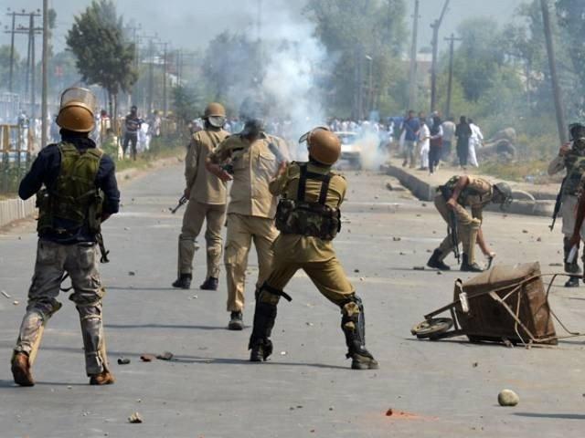 مقبوضہ کشمیر میں بھارت کی درندگی، 17 نوجوان شہید