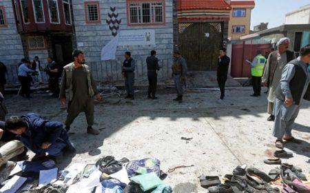 کابل میں ووٹر رجسٹریشن سینٹر پر خودکش حملہ، 31 افراد ہلاک، 50 سے زائد زخمی