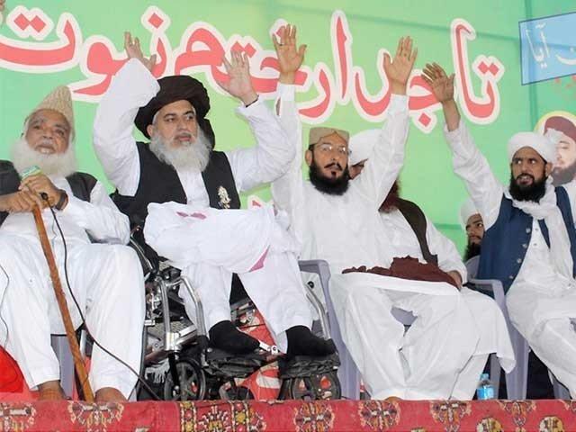 تحریک لبیک نے حکومت کو دی گئی ڈیڈلائن میں 2 روز کی توسیع کر دی