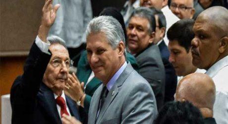 کیوبا، کاسترو خاندان کا اقتدار ختم، ماریو دیاز صدر نامزد