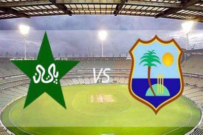 Pak West Indies