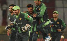 پہلا ٹی ٹوئنٹی: پاکستان نے ویسٹ انڈیز کو 143 رنز سے ہرا دیا